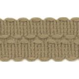 Tresse 30mm beige