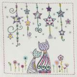 À la belle étoile - pochette kit broderie - 215
