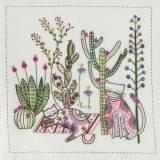 Vacances au Mexique - pochette kit broderie - 215