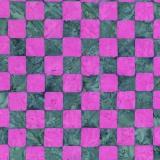 Tissu Kaffe Fassett chess-pink - 22