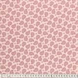 Tissu Mez Fabrics coton mandala paisley berry - 22