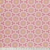 Tissu Mez Fabrics coton mandala dream berry - 22