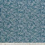 Tissu Mez Fabrics coton mandala twine blue - 22