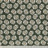 Tissu Mez Fabrics coton solhatt white a&c - 22