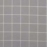 Design wall flannel grid gray - 22