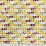 Tissu Mez Fabrics jersey alpaca fence wine - 22
