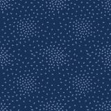 Daisy daze-confetti-blue coats - 22