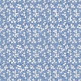 Daisy daze-ditsy-blue coats - 22