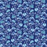 Peacock prdise-wtrclr flwrs-indi Corinne Haig - 22