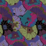 Spring 2018-lotus leaf-dark kaffe fassett - prints - 22