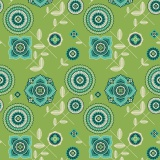 Avalon-delphina-greenery Joel Dewberry - 22