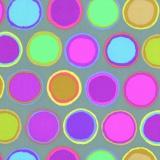 Tissu Kaffe Fassett paint pots-pink - 22
