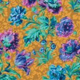 Spring 2018-baroq floral-blue Philip Jacobs - 22