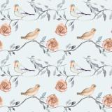 Bloom beaut-birdsong-turquoise Shell Rummel - 22