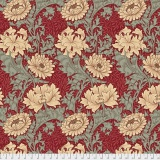 Merton-chrysanthemum-red Morris & Co - 22