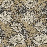 Merton-chrysanthemum-taupe Morris & Co - 22