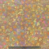 Tissu clover dots blue - 22