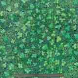 Tissu clover dots green - 22