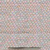 Tissu shingles pastel - 22