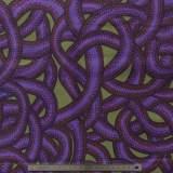 Tissu rope blue - 22