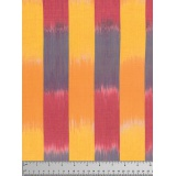 Artisan ikat stripe yellow - 22