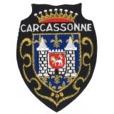 Écusson Carcassonne