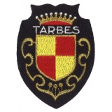 Écusson Tarbes