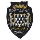 Écusson Bretagne