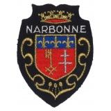 Écusson Narbonne