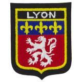Écusson Lyon