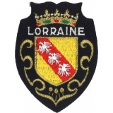 Écusson Lorraine