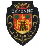 Écusson Bayonne