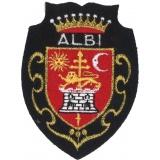 Écusson Albi