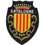 Écusson Catalogne