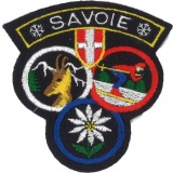 Écusson Savoie tgm