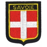 Écusson Savoie gm croix