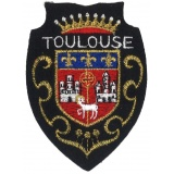 Écusson Toulouse
