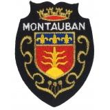 Écusson Montauban