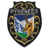 Écusson Pyrenees