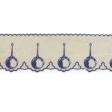 Bande casserole 12cm bleu - 238