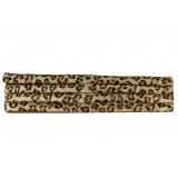 Imitation fourrure 5cm léopard clair - 239