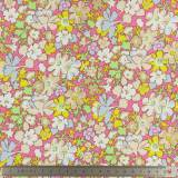 Tissu Liberty patch 116 gr/m² laize de 1,10 m - 24