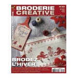 Broderie créative brodez l'hiver - 254