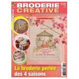 Livre broderie créative n°58 - 254
