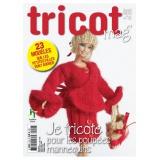 Livre Tricot mag n°12 Pouppées mannequins - 254