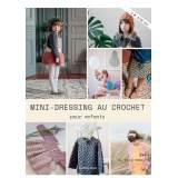 mini dressing au crochet pour enfants - 254