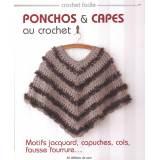 LivrePonchos et capes au crochet - 254