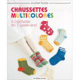 Chaussettes multicolores - 254