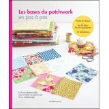 Livre Les bases du patchwork pas à pas - 254