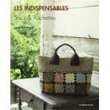 Livre les indispensables sacs et pochettes - 254